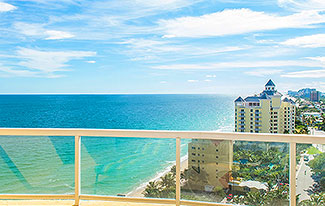 Thumbnail Image for Residence 17D, Tower II at The Palms, Luxury Oceanfront Condominiums Fort Lauderdale, Florida 33305